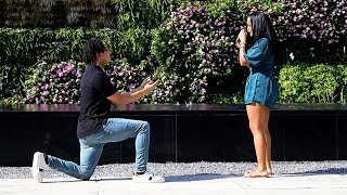 BEST PROPOSAL IN THE WORLD! (VERY EMOTIONAL)