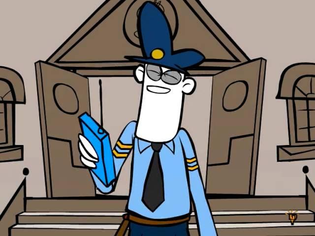 Crime Time: Tracer