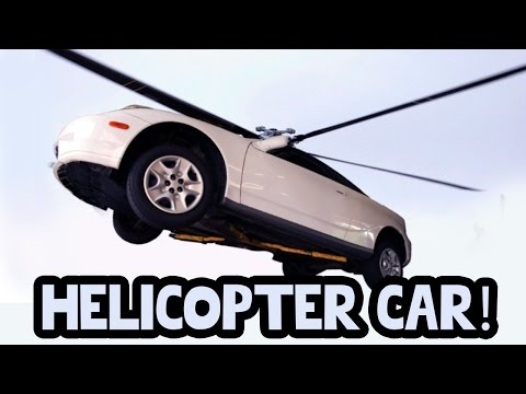 Thumbnail: Helicopter Car!