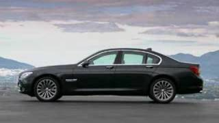 BMW 7-series F01 Promo Video