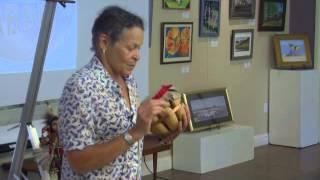 Falmouth Art Center Lecture with Ramona Peters a Mashpee Wampanoag Indian Artist