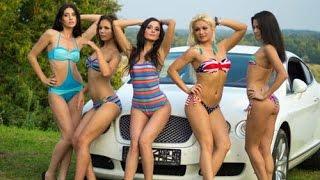 Нарезка Лучших   Приколов 2015 / Fun with beautiful girls 2015