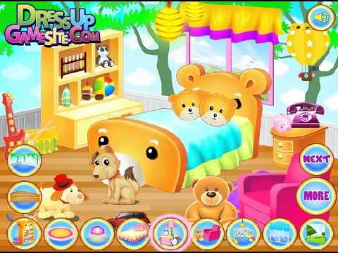 Realistic Baby Room (Переделка детской комнаты) - прохождение игры