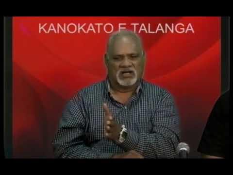 """Kanokato e Talanga 010917 - '""""KO E FEKAU'AKI 'A E VETEKI 'O E FALEALEA MO E TEMOKALATI"""""""