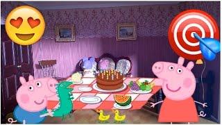 Свинка Пеппа. НОВОСЕЛЬЕ.Свинка Пеппа все серии подряд на русском.Смешная реклама ;) нашего канала.