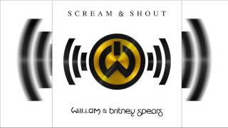 Gambar cover will.i.am ft. Britney Spears - Scream & Shout (Slow Version)
