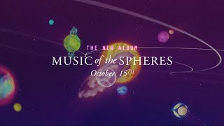 Coldplay - Overtura (Music Of The Spheres album trailer)