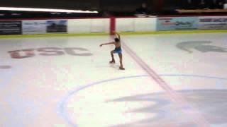 Leah Keiser (HD) - 2011 Glacier Falls Sr. Ladies FS