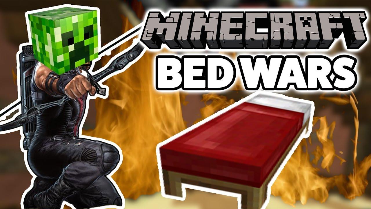 MINECRAFT Challenge Bed Wars Max Apps YouTube - Minecraft bedwars jetzt kostenlos spielen