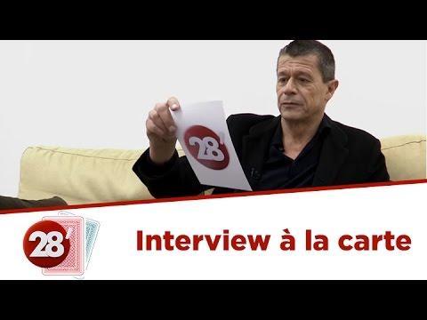 Interview à la carte avec Emmanuel Carrère - 28 minutes - ARTE