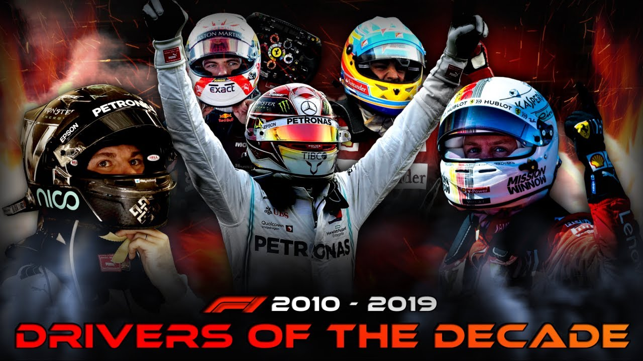 Who are the Best F1 Drivers of the Decade?