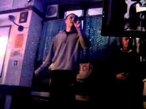 karaoke king kev!! lol