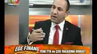 Yeni TTK'da ŞİRKET ORTAKLARINA BOL BOL HAPİS CEZASI VAR (Ege Tv)3