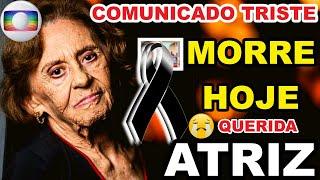 TRISTE 😭AOS 91 ANOS PERDEMOS A NOSSA QUERIDA ATRIZ DA TV , VAI EM PAZ //Laura Cardoso....APÓS COMUNI