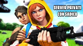 Live fortnite ita' private servers want to win 1000 vbuck come in and make 3 wins