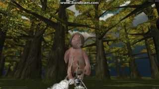 Attack on Titan Tribute Game Gameplay