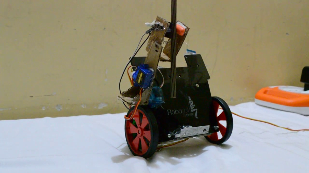 Android arduino assistant robot voice controlled youtube