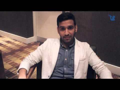 Speaker Interview Zaid Ali