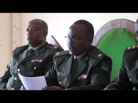 COL TOM BYABAGAMBA  Brig  Gen  Frank RUSAGARA & Sgt  Francois  KABAYIZA TRIAL 20.5.2015