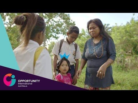 Lydia: A Story of Opportunity (Trailer) - Opportunity International Australia