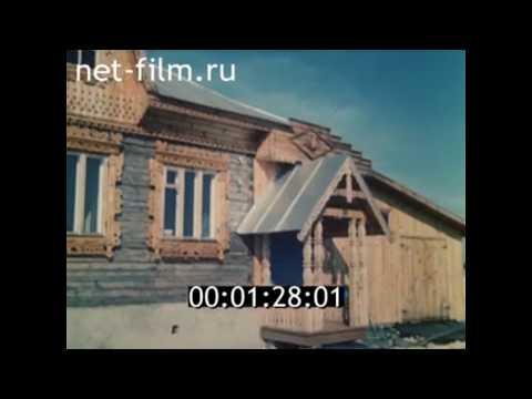 1982г. д. Колпь. колхоз Буревестник.  Гусь-Хрустальный район.  Владимирская обл