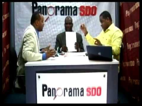 Panorama SDO 30 09 14 - Diputado Cristian Encarnacion como invitado especial..