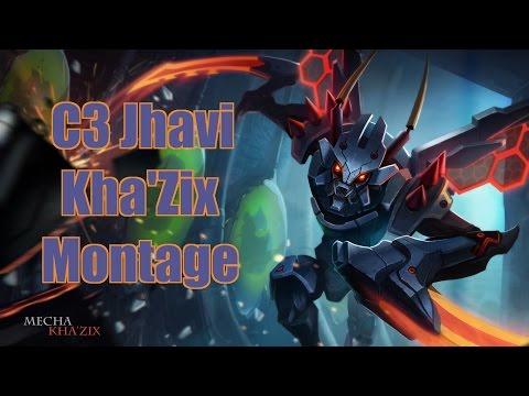 C3 Jhavi - LAN Challenger | Kha'Zix Montage | League of Legends