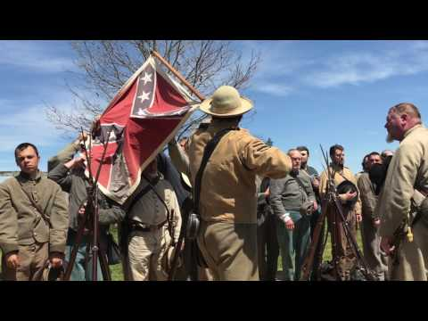 Appomattox Surrender, April 9, 1865/April 9, 2017