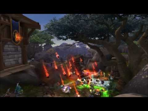 Alliance Battle Music - Warlords Of Draenor