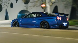 The Ambassador - Skyline R34 GTR   Kike_GTR