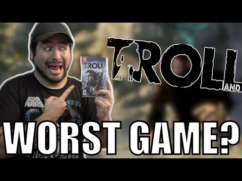 Troll and I - Worst Nintendo Switch Game? | 8-Bit Eric