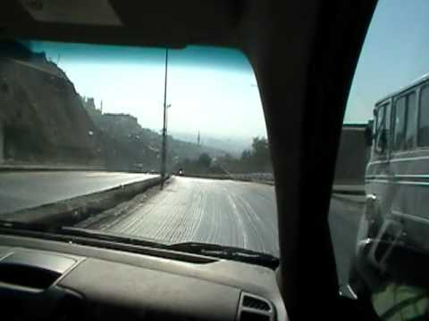 Driving into Damascus