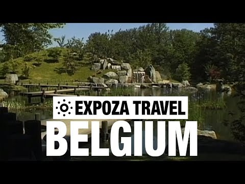 A Japanese Garden in Belgium Vacation Travel Video Guide