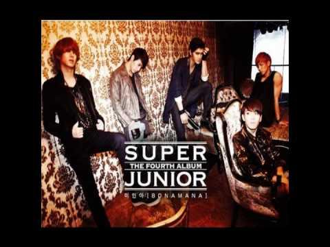 Super Junior - Bonamana (The 4th Album) [AUDIO + FULL ALBUM DL]