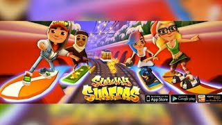🎁 Subway Surfers Holiday 2012 🌲
