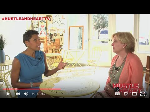 Work your Passion and Showcase your Talent with Nancy Mosser on H & H TV 43