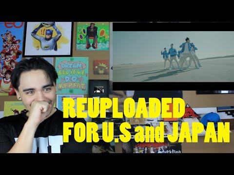 GOT7 - FLY MV Reaction (Reupload) #ChipmunkJRE