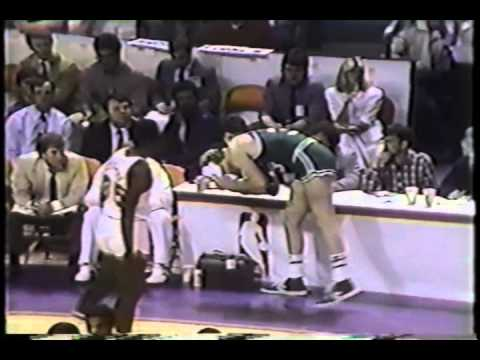 Larry Bird 1985 Playoffs: 34pts, Gm 4 vs. Cavaliers