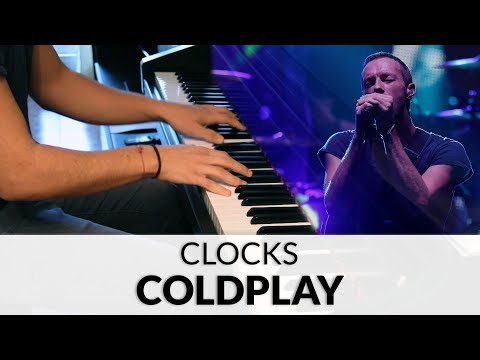 Coldplay - Clocks | Piano Cover