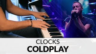 Coldplay Clocks Hd Piano Cover