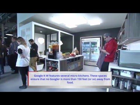 Tour Google KW's New Headquarters