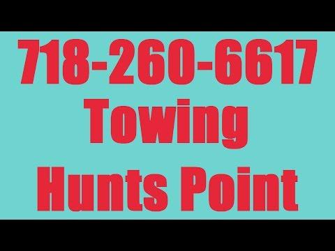 Towing Company Emergency 24 Hour Service Hunts Point Bronx NY