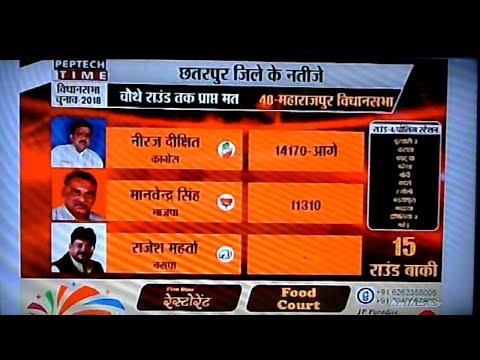 Elecion 2018 chhatarpur mp