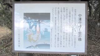 かがわの里山/akijii38撰-35.中蓮寺峰・若狭峰(ちゅうれんじみね・わかさほう)