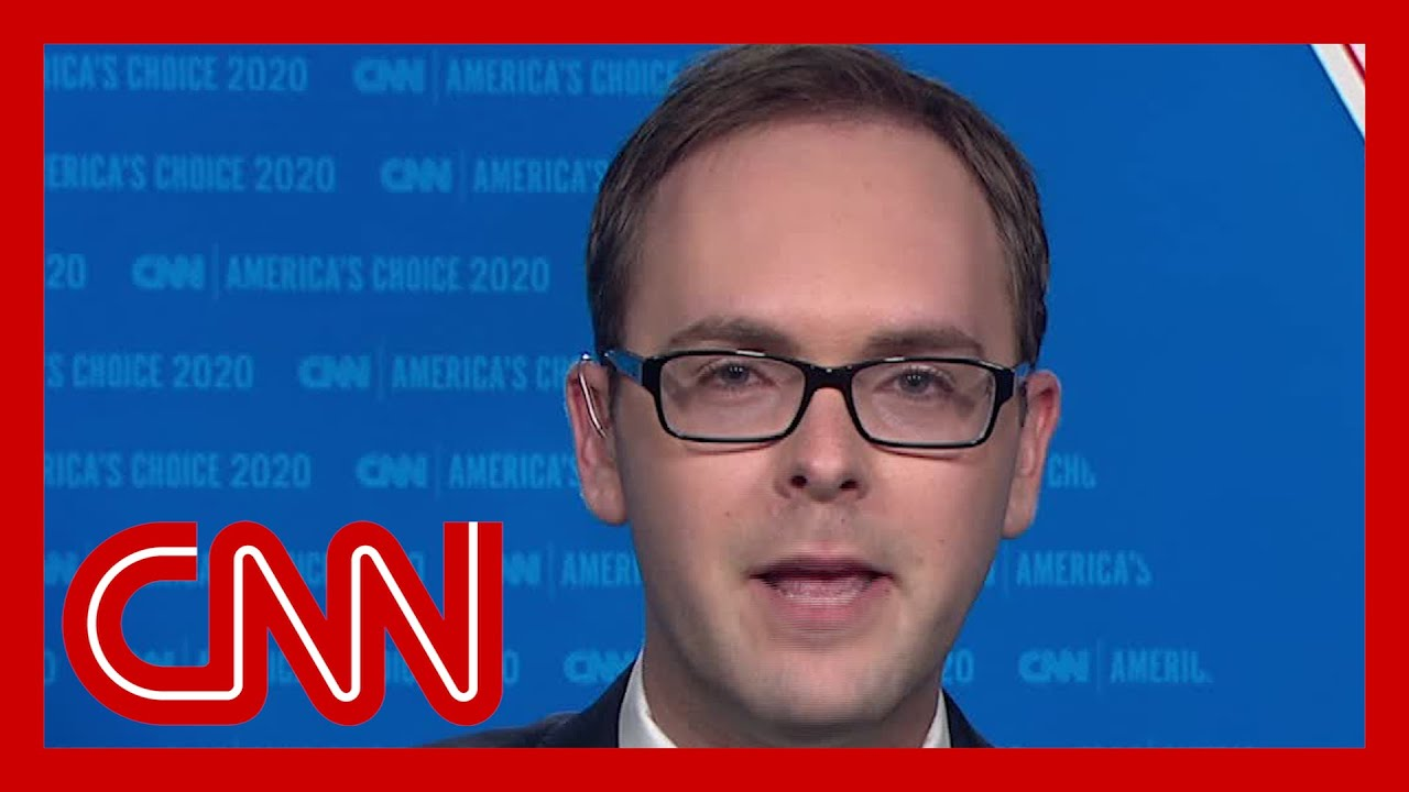 Daniel Dale: 'Almost every single thing Trump said during last segment of debate was inaccurate