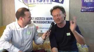 Francois Bernard, YÖRÜK, par ABM TV