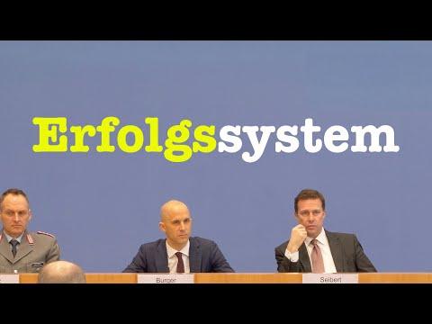 3. Februar 2020 - Bundespressekonferenz | RegPK