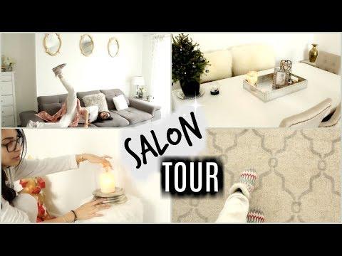 NOUVEAU SALON TOUR et IDÉES DÉCO ❅ Décembre 2017