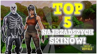 NAJRZADSZE SKINY W FORTNITE! BANKRUPTCY! | Fortnite Battle Royale | K4P1