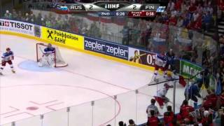 Russia - Finland 2014 ICE HOCKEY WORLDCUP FINAL GAMES [Minsk, Belarus]